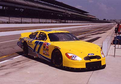 Dave Blaney's Ford Taurus